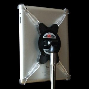 iPad Mic Stand Mount - Gigeasy Mic Stand Mount