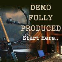 Fully Produced Songwriter Demo - Finished Song mixed and mastered